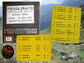 Die Preintalerhütte ist als Ausgangspunkt für Wanderungen und Bergtouren in alle Himmelsrichtungen bekannt.