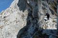 Es machte richtig Spaß!!! Für geübte Berggeher ist ein Klettersteigset nicht zwingend notwendig, doch empfehlen würde ich es dennoch jedem!