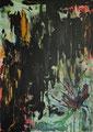 acryl op doek, 100 x 70