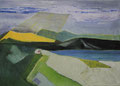Senise, acryl op doek, 50 x 70