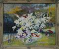 olie op canvasboard, 40 x 50