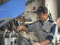 トラクター修理