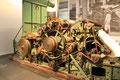 Maschinen für die Baumwolllaken