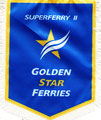 Golden Star Ferries, Piraeus