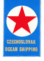 Czechoslovak Ocean Shipping, Prag, Tschechoslowakei