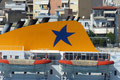 Blue Star Ferries, Athen, Griechenland