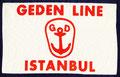 Genel Denizcilik Nakliyati A.S., Istanbul (Geden Lines) (1)