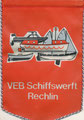 VEB Schiffswerft Rechlin, Rechlin/DDR