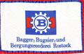 Bagger-, Bugsier und Bergungsreederei, Rostock