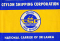 Ceylon Shipping Corporation, Colombo, Sri Lanka