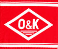 O & K  Orenstein & Koppel AG, Lübeck