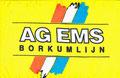 AG Ems Borkumlijn, Eemshaven