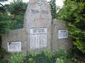 Kriegerdenkmal 1.WK