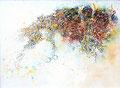 Le pastre - 2013 - 30 x 40 - Encre, aquarelle