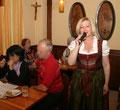 """""""Wiener Advent"""" im Weingut - Heuriger Christ Jedlersdorf 2018 mit dem Regine Pawelka Trio"""