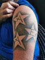 dotworktattoo by Mauri Manolibera Tattoo - freehandtattoo / Mauri's Tattoo&Gallery, Borgomanero (Italia)