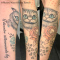 colortatoo by  Mauri Manolibera Tattoo - freehandtattoo / Mauri's Tattoo&Gallery, Borgomanero (Italia)