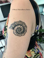 black&grey tattoo by Mauri Manolibera Tattoo - freehandtattoo / Mauri's Tattoo&Gallery, Borgomanero (Italia)