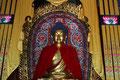 Buddha-Figur im Tempel Wofo Si