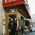 Gabriel, Maître D' – Brasserie Balzar, September 2007