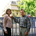 Denis, Clinical Psychologist – St. Etienne du Mont, July 2007