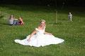 German wedding, Solingen (Germany), June 2009
