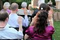 Hungarian wedding, Sipito (Hungary), July 2010