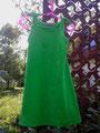 grünes Kleid