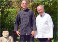 Joel GIRAULT et maître Shing Pok CHIN