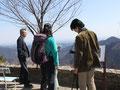 石丸さんと測定4_御岳山1