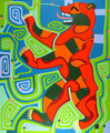 Berliner Bär 14 - Mai 2012 - 50x60 cm