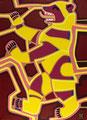 Berliner Bär 12 - Mai 2012 - 30x40 cm