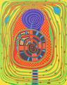 Schwangerschaft - 2005 - 80x100 cm