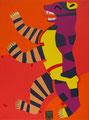 Berliner Bär 19 - Mai 2012 - 18x24 cm