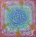 Cinque Terre - 2005 - 100x100 cm