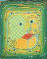 Aladin - Juli 2007 - 80x100 cm