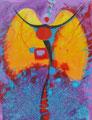 Gabriel-Golgatha - 2004 - 120x150 cm