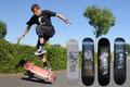 2010. Skateboard Decks
