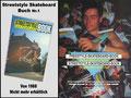 Zweite Buch von Guenter Mokulys. Streetskating Buch Teil 1.