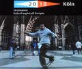 2010. Köln.  Video Dreh für das Video Kulturhauptstadt Köln.