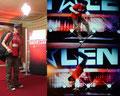 2011. Kandidat beim Supertalent.