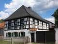 """das """"Bruckschusterhaus"""" in Mähring"""