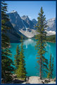 Moraine Lake with the Ten Peaks