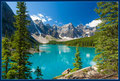 Moraine Lake with the Ten Peaks
