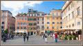 Piazza Campo de Fiori, Rome