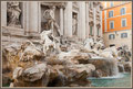 Piazza di Trevi,  Trevi fountain, Rome