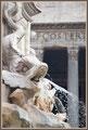 Fontain of the Piazza della Rotonda, Rome