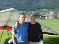 Karl & Alex die Meister im Drachenfliegen