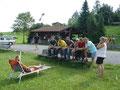 Ausflug - Falkenclub Sand in Taufers nach Hochries Chiemsee