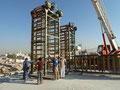 2011-2012   TRIMONT: Übersiedelung Steinfertiger (MASA) von Deutschland nach Saudi Arabien